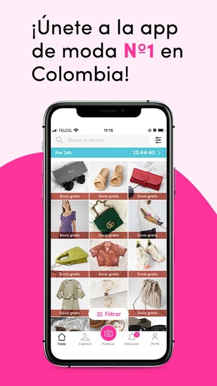 GoTrendier Vende y compra moda screenshot-4