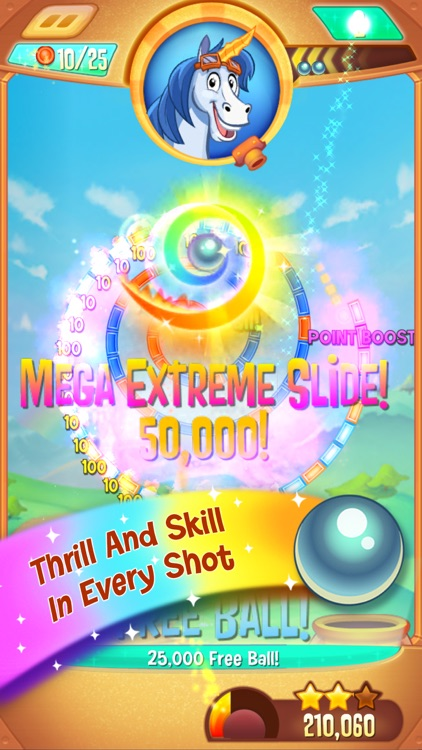 Peggle Blast screenshot-0