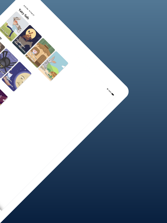 Bedtime Stories & Fairytales screenshot