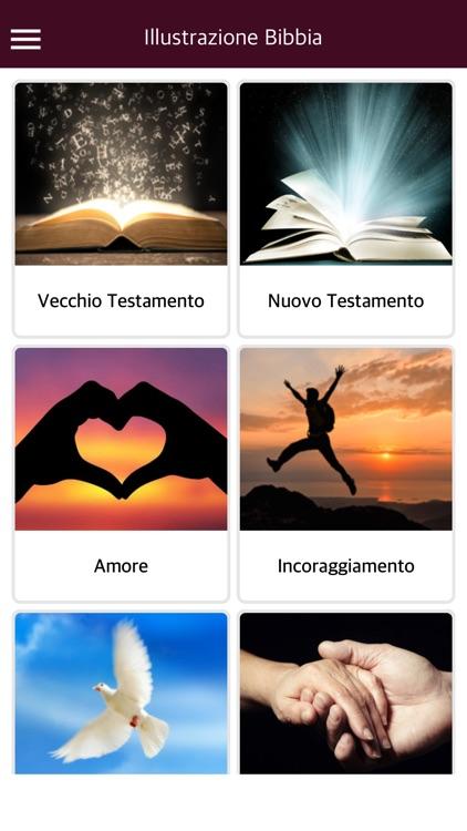 La Sacra Bibbia con Audio screenshot-3