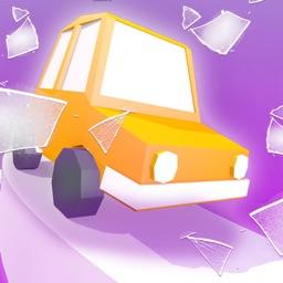 Twisty Break 3D - Car Run Down