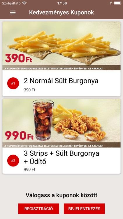 KFC Magyarország screenshot-4