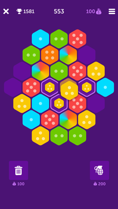 Hexa Bang screenshot #5