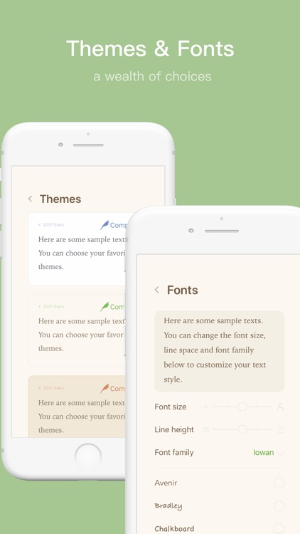 Once - Journal/Diary/Note App screenshot-5