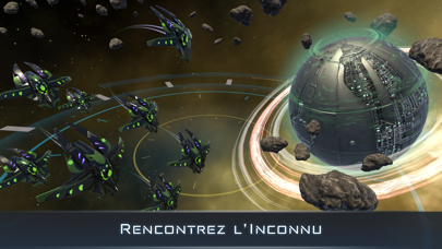 Screenshot #3 pour Cosmic Frontline AR
