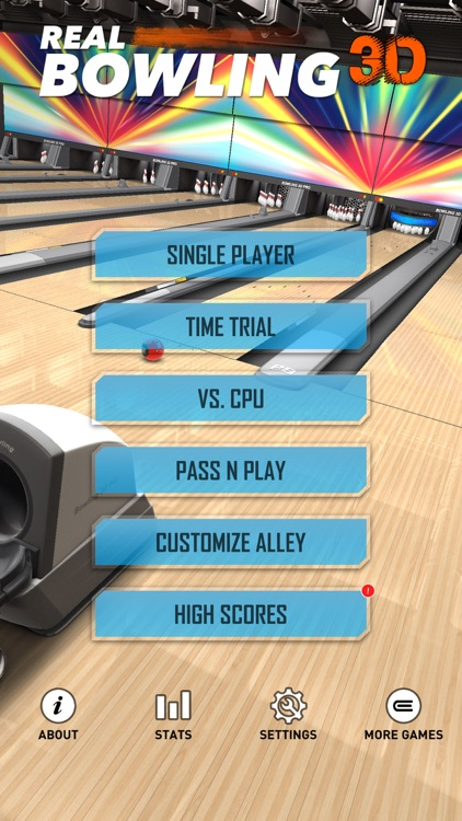 Real Bowling 3D by EivaaGames screenshot-3