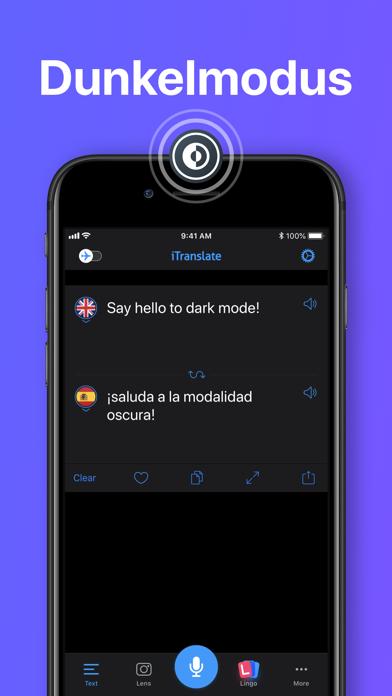 Herunterladen iTranslate Übersetzer für Pc