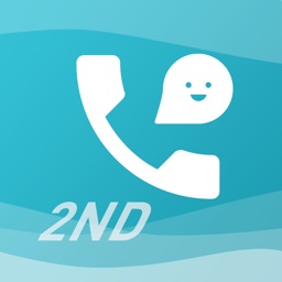 2nd number line²: Call+Texting