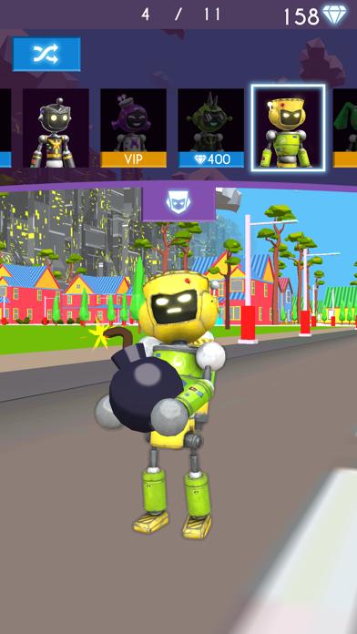 Bomb it! Bounce Masters screenshot 4