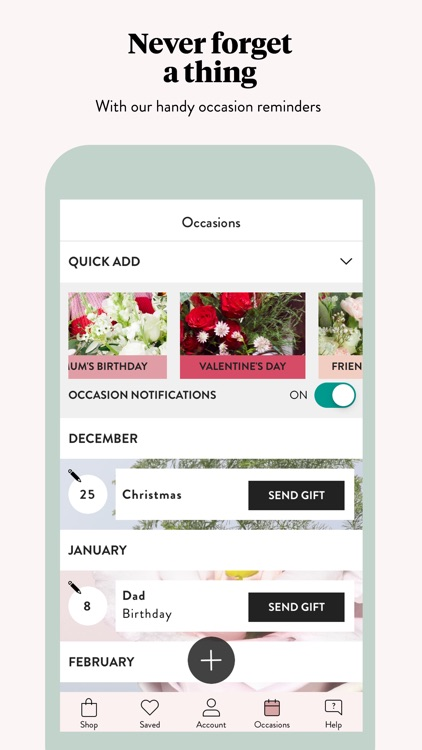 Bloom & Wild - Flowers & Gifts screenshot-3