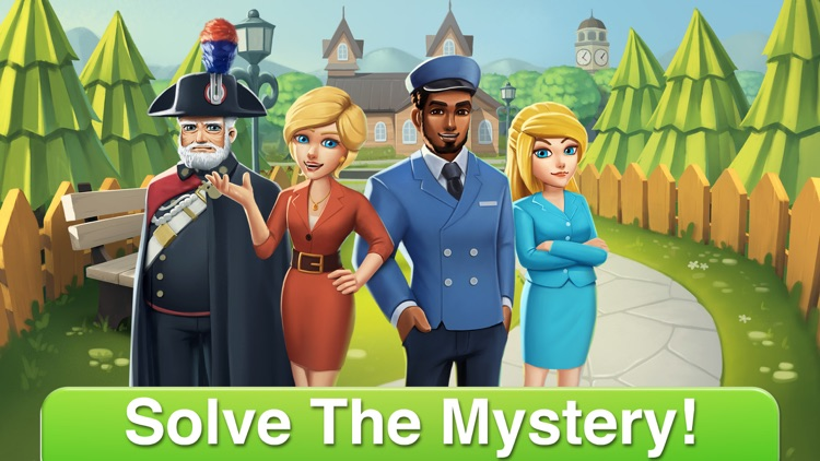 Mystery Island: Decor & Match3 screenshot-6