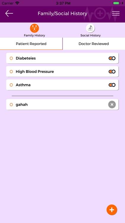 WoW Health