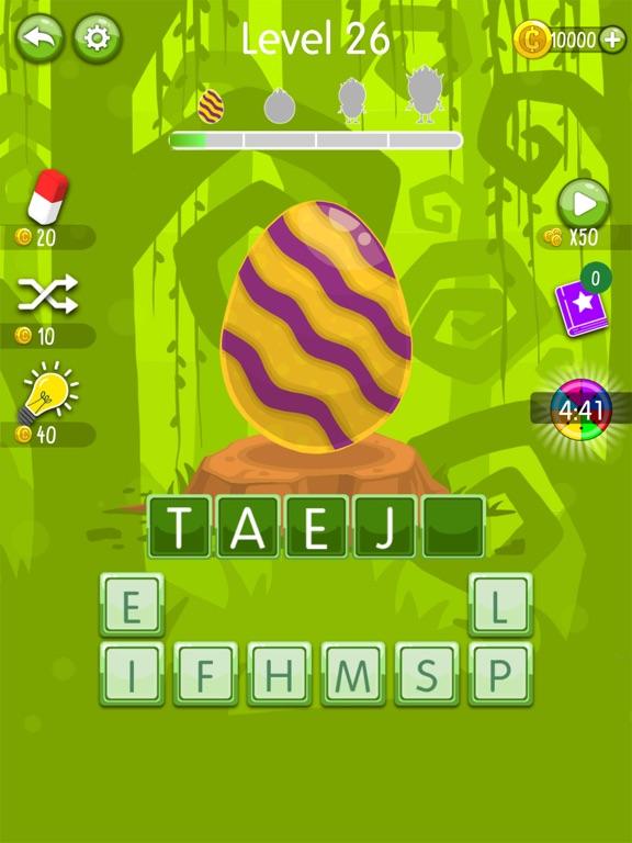 Word Monsters: Word Game screenshot 11