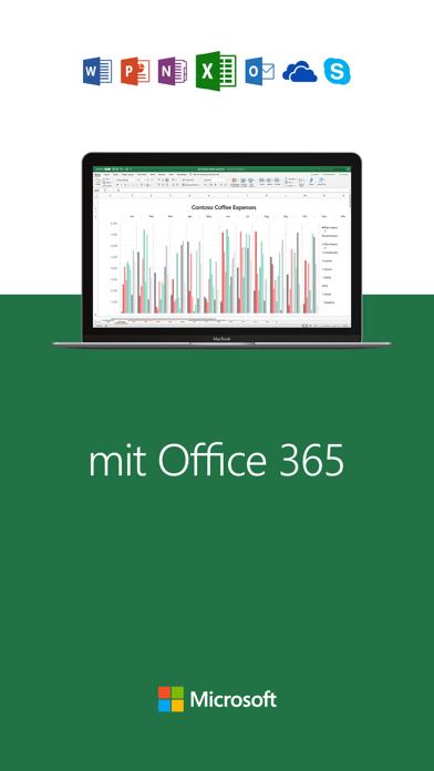 Screenshot for Microsoft Excel in Austria App Store