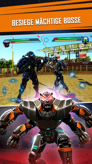 Screenshot for Real Steel in Austria App Store