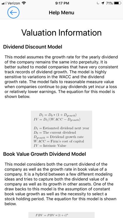 Intrinsic Investing