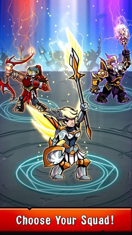 Honor-Bound TCG CCG Card Quest screenshot-5