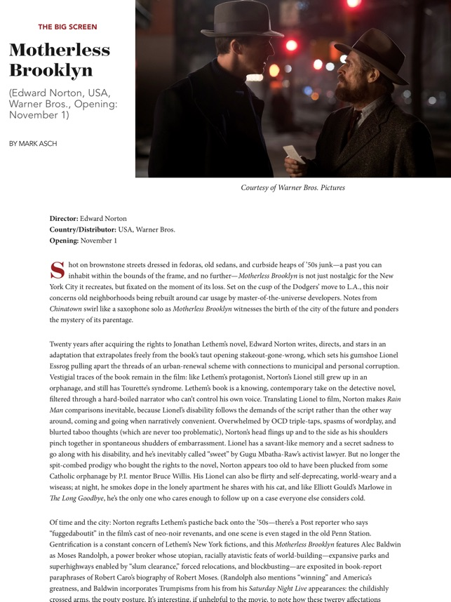 Film Comment on the App Store