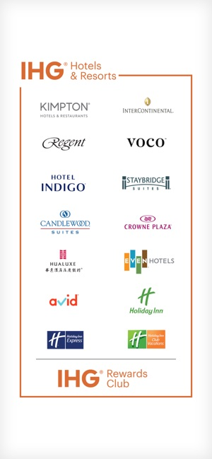 IHG® Hotel Deals & Rewards on the App Store
