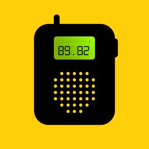 Walkie-talkie - COMMUNICATION icon