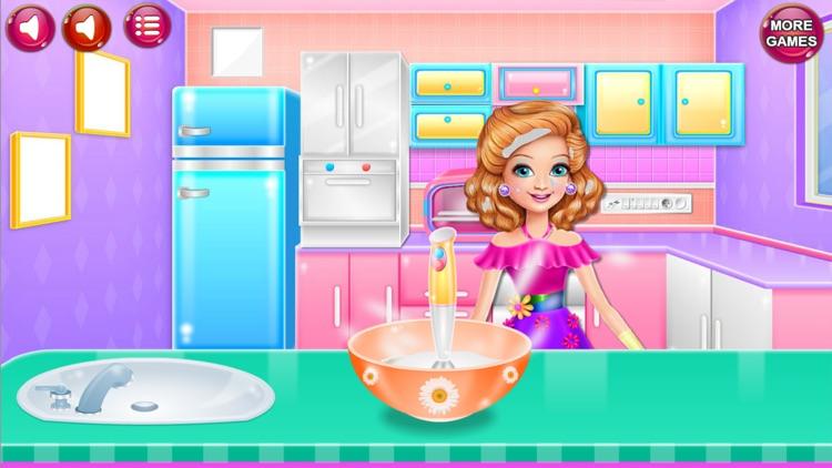 Cooking Game,Sandra's Desserts screenshot-7
