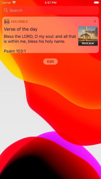 HolyBible K.J.V. Pro screenshot-7