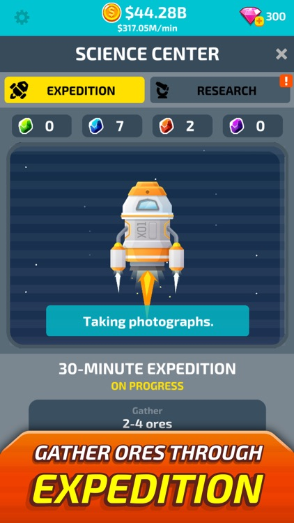 Space Inc: Idle Game screenshot-6