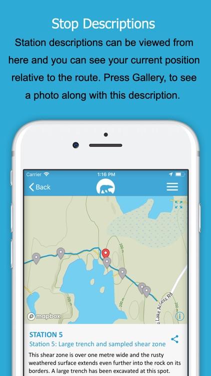 NWT Walking Tour App screenshot-4