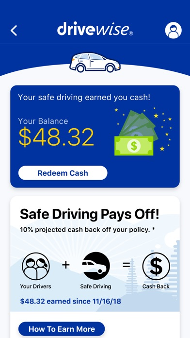 Allstate Mobile review screenshots