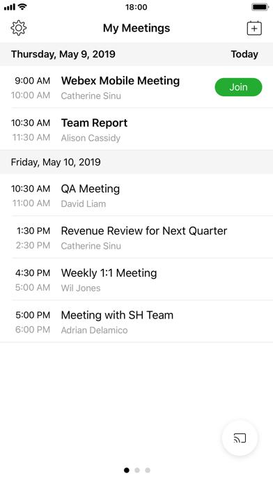 Cisco Webex Meetings App Reviews - User Reviews of Cisco
