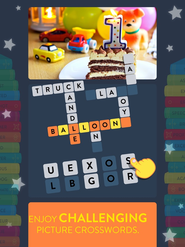 Wordalot – Picture Crossword on the App Store