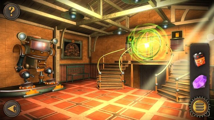 Escape Machine City: Airborne screenshot-4