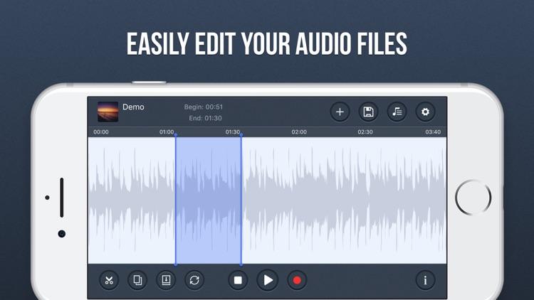 Easy Audio Edit