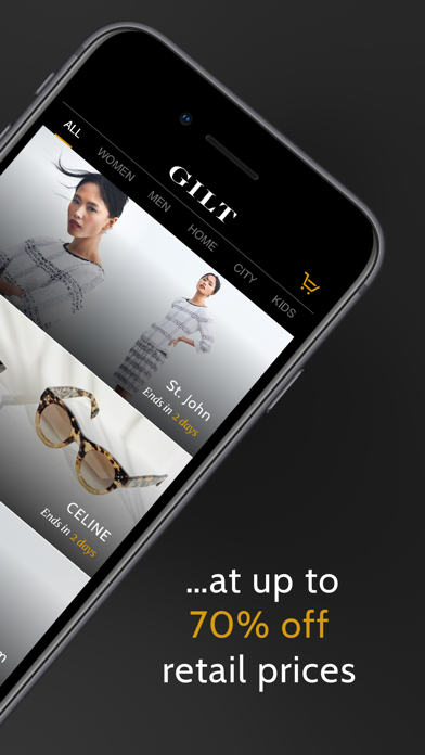 messages.download Gilt - Shop Designer Sales software