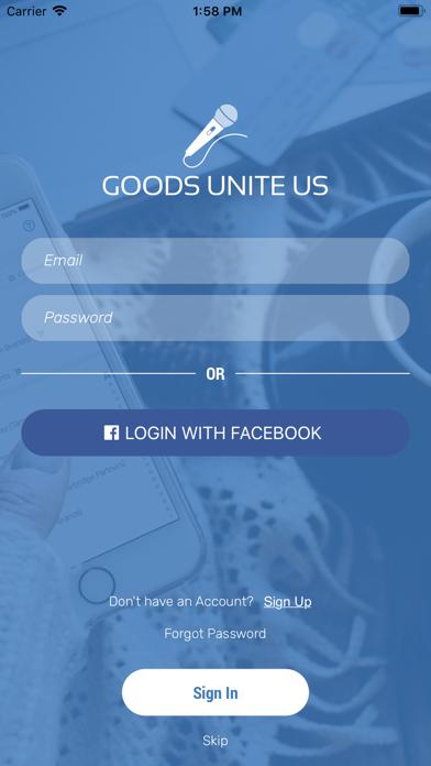 Goods Unite Us - Open Politics