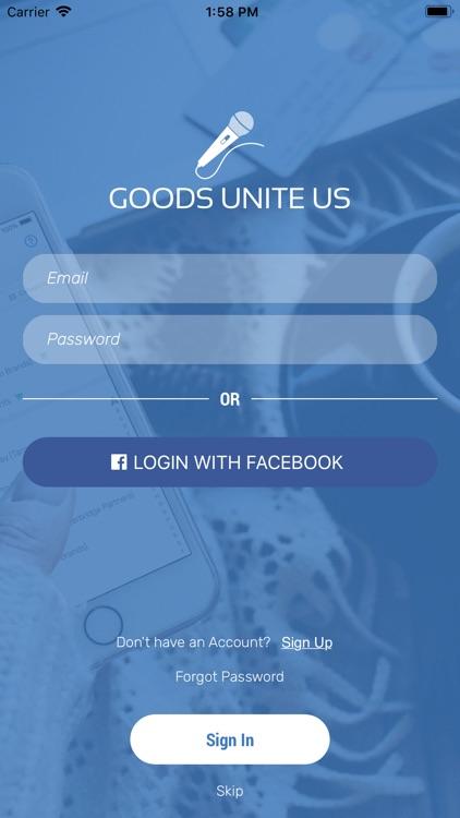 Goods Unite Us - Open Politics screenshot-7