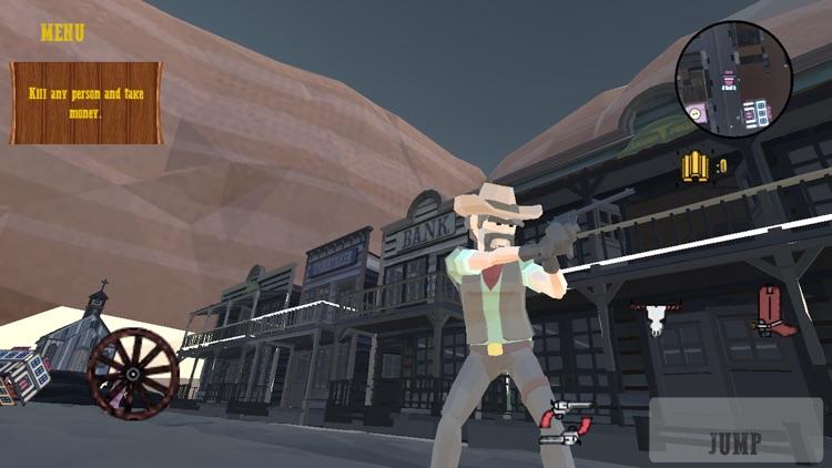 Wild West - Cowboy Game screenshot-3