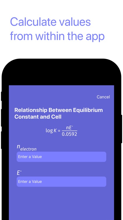 Chemistry Reference screenshot-4