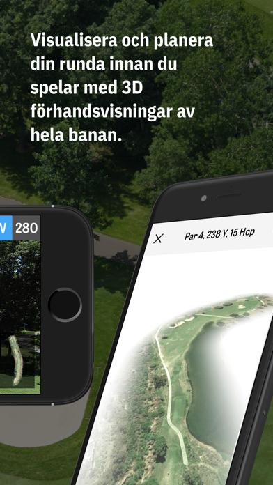 Screenshot for Golfshot Plus: Golf GPS in Sweden App Store