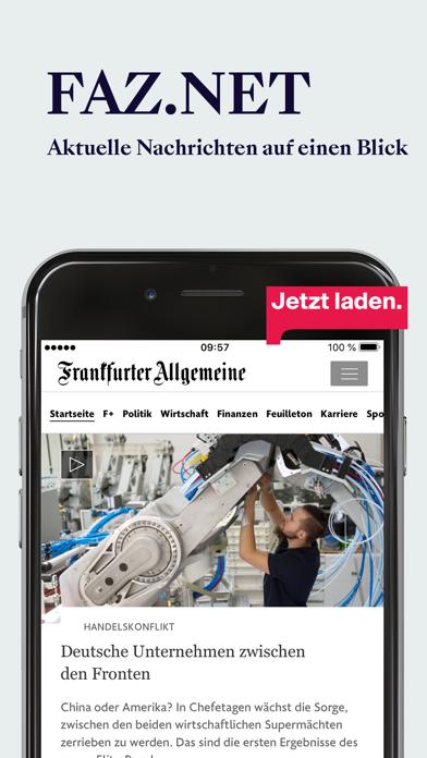 FAZ.NET - Nachrichten