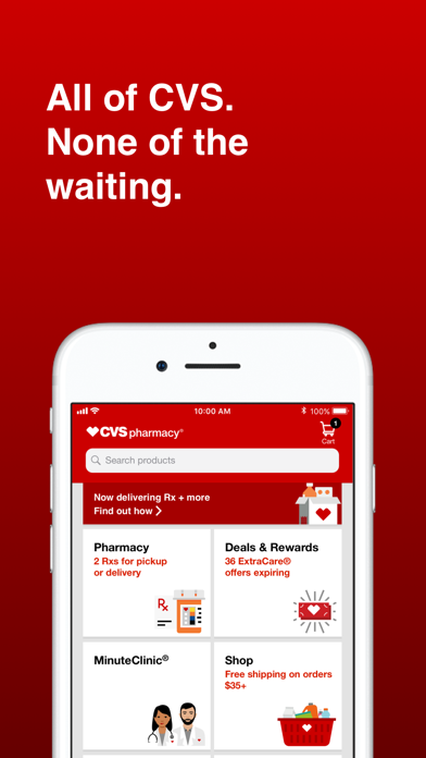 Cvs Pharmacy review screenshots