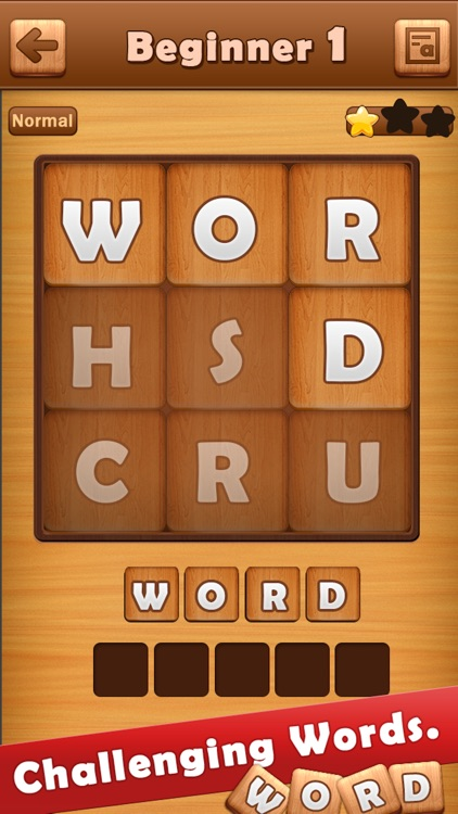 Word Crush Connect Hidden Word
