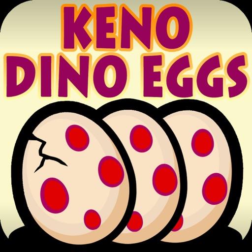 Keno Dino Eggs