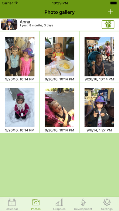 WomanLog Baby Pro Calendarのおすすめ画像3