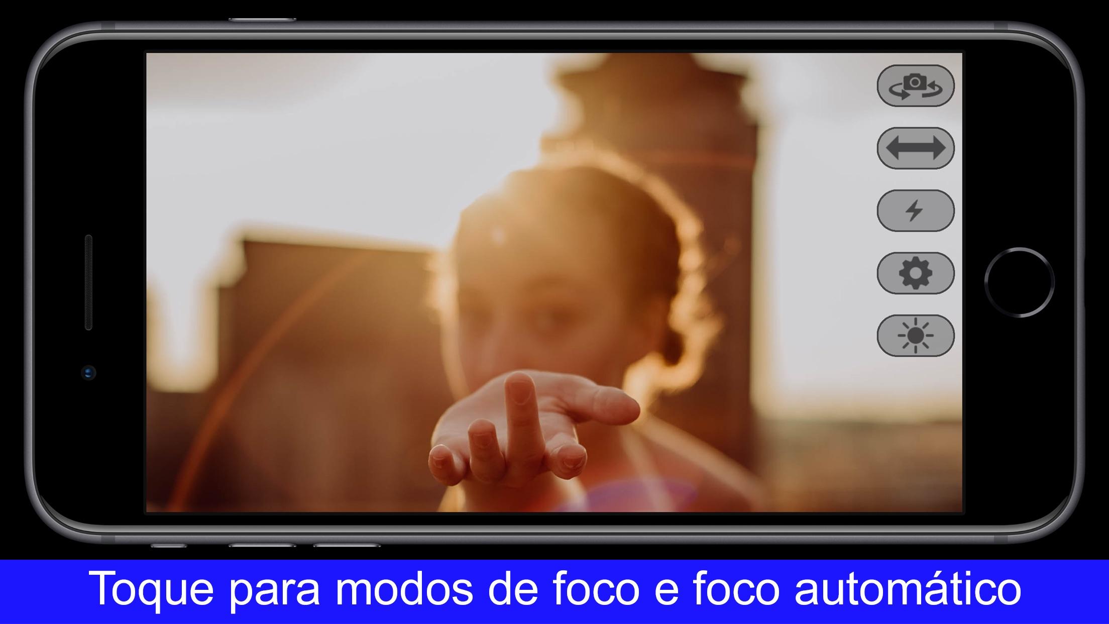 Screenshot do app EpocCam Webcam HD para Mac/PC