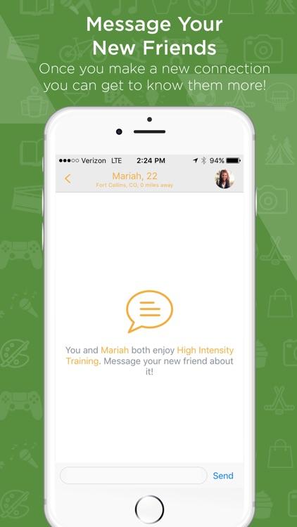 Friender- Make New Friends screenshot-3