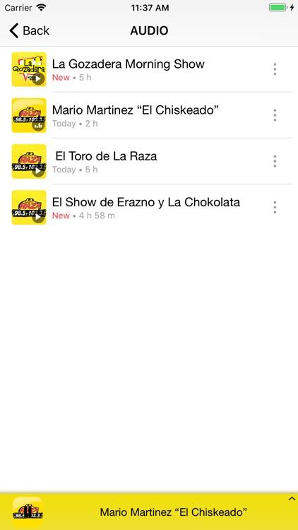 La Raza - Houston screenshot-3