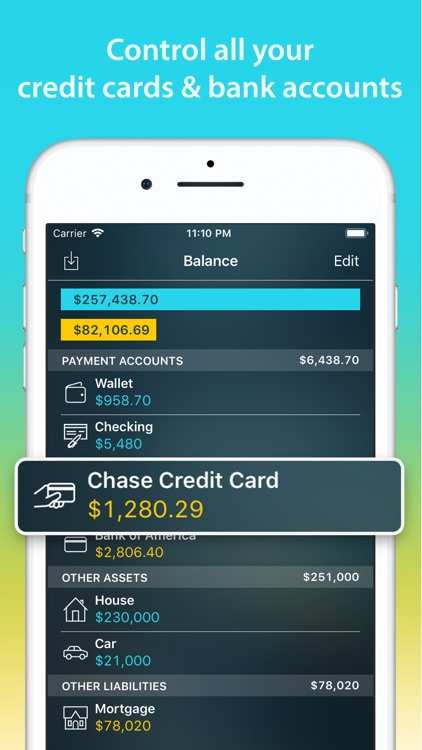 Money Pro: Personal Finance screenshot-3