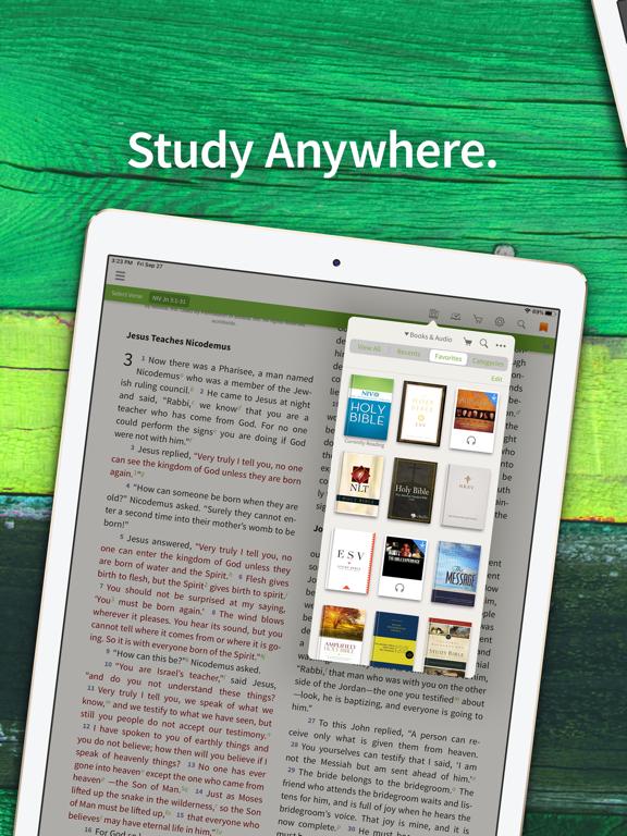 Bible+ screenshot