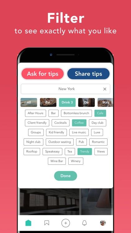Trotter Travel Planner screenshot-4
